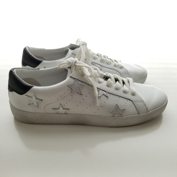 mercer edit callback star sneaker